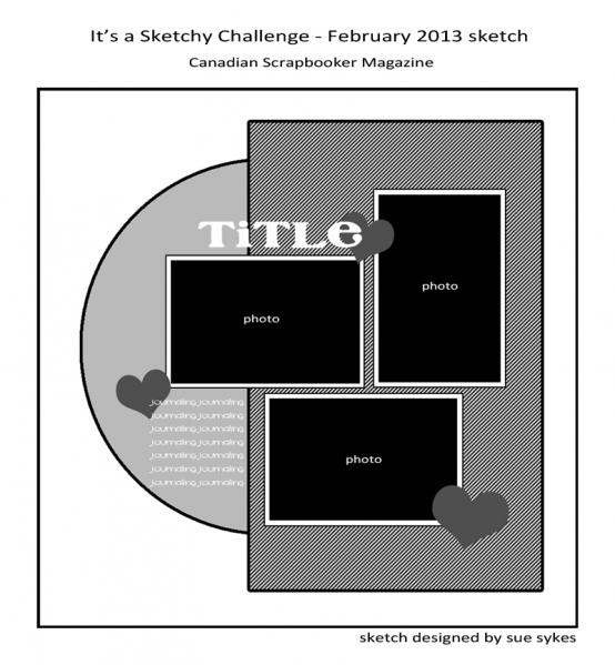 February 2013 Sketch