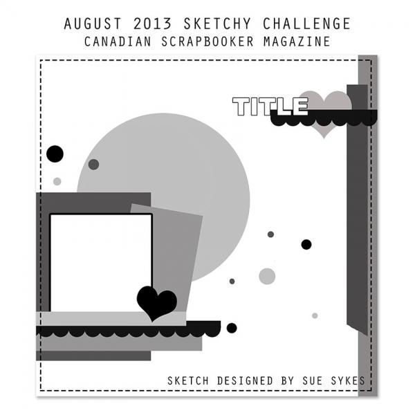 Aug 2013 Sketchy Challenge