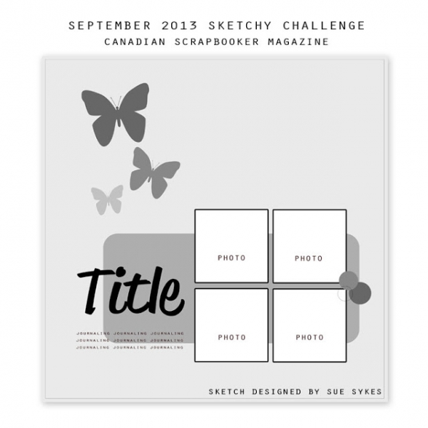 Sept 2013 Sketchy Challenge