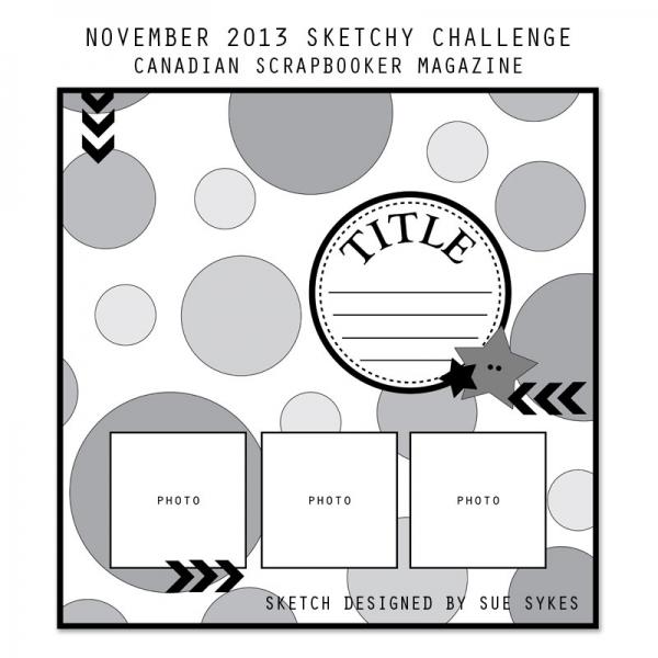 November 2013 Sketch