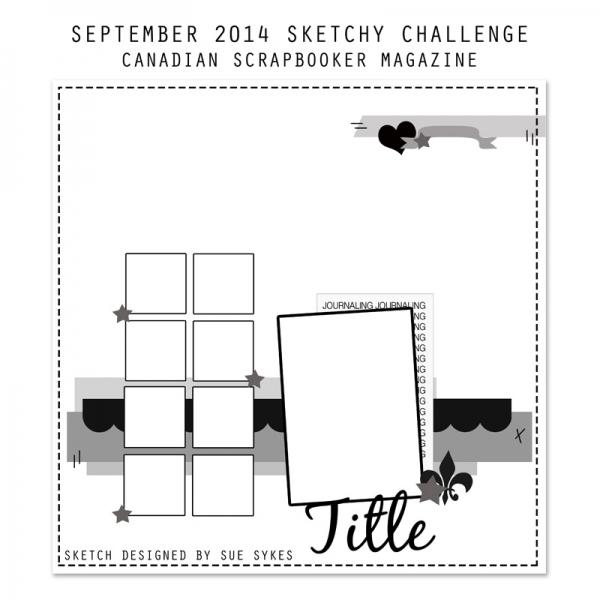 September 2014 Sketch