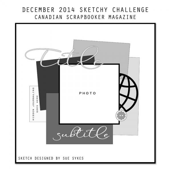 December 2014 Sketch