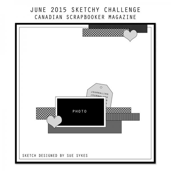 June 2015 Sketch